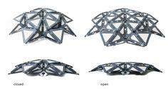 """En Detalle: """"Geometrías Traducidas"""", arquitectura adaptable en base a parámetros"""
