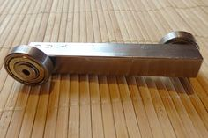 Bump Roller - PJ's Mini-Lathe