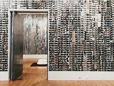 Poloroid Photo Wall @Coveteur