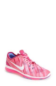 Women's Nike 'Free 5.0 TR Fit 5 Print' Training Shoe