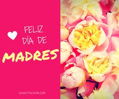 Psicovia les desea un muy feliz Día de Madres :) https://www.psicovia.com/terapia-psicol%C3%B3gica/ #diademadres #psicoterapia #Psicovia