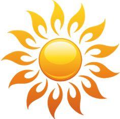 Sun And Moon Drawings, Sun Drawing, Stencil Painting, Fabric Painting, Sun Tattoo Designs, Sun Tattoos, Sun Moon Stars, Sun Art, Illustration