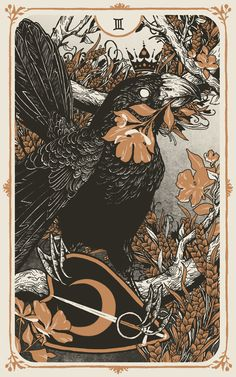 Erica Williams is an illustrator and poster artist in Minneapolis, MN. Her work focuses on lore, myth, the macabre, and nature. Bird Artwork, Sad Art, Ink Illustrations, Wicca, Art Inspo, Vector Art, Fantasy Art, Cool Art, Art Drawings