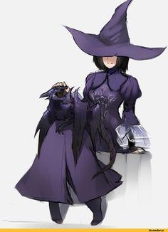 Witch and dragon pet Dark Souls 2, Arte Dark Souls, Demon's Souls, Fantasy Characters, Female Characters, Character Art, Character Concept, Character Design, Soul Saga