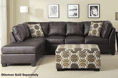Jansen Reversible Sectional Sofa