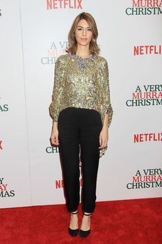 From Julianne Moore in sequinned Saint Laurent by Hedi Slimane and Alessandra Ambrosio in monochrome Fausto Puglisi, to Victoria Beckham in a sleek black gown from her own line, take a closer look at the best-dressed stars seen on the red carpet this week.