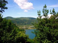 Sila Mountains in Calabria