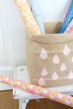 Hej Hanse: Kinderkram: Bunte Paperbags