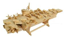 Find More Model Building Kits Information about BOHS Scale Miniature 3D Puzzle Wooden Educational Toys Aircraft Carrier  17*50*14.5,High Quality aircraft carrier,China carrier aircraft Suppliers, Cheap 3d puzzle aircraft carrier from BOHS Official Store on Aliexpress.com