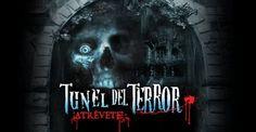 #ElTunelDelTerror abre sus puertas de lunes a domingo en el Centro Comercial Líder, Nivel Eventos
