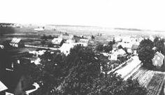 Vue du village de St-Narcisse de Beaurivage vers 1930 Photo 354 - PHSL