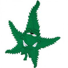 """Cannabuds Large Magnet """"Chulip"""" - http://www.potterest.com/pin/cannabuds-large-magnet-chulip/"""