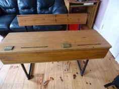 Vintage School Desk €50 from Adverts.ie #Vintage #Oldschool #Desk