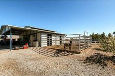 I like the large hang over in the back of the barn.  5309 W Rome Bl Blvd, Las Vegas, NV 89131