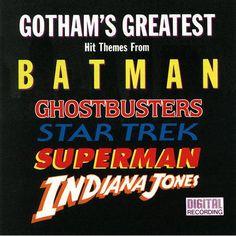 Ernie Earnest - Gotham's Greatest Hit Themes (CD, Album) at Discogs