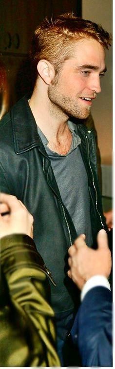 Robert Pattinson -- LA screening of Seduced and Abandoned, last night 10/22/13