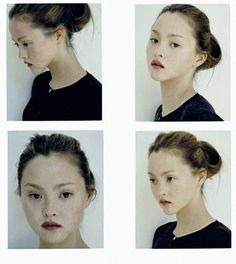 american-idolatry:  Devon Aoki polaroids, 1 Model Management, 2009  fuckyeahrunwayhair.tumblr.com