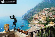 Olasz utak Nápolyba