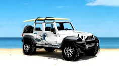 90 best jeeps at the beach images jeep truck jeep jeep rolling carts rh pinterest com
