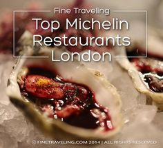 Wanna know which are this year's best restaurants in London according to the famous Michelin guide? The much anticipated list of Michelin Star awarded restaurants in London for this year was released.
