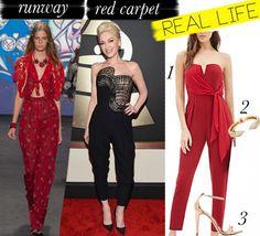 Gwen Stefani Jumpsuit look for less