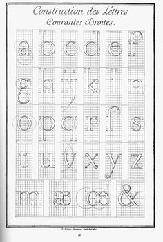 The Jaugeon Commission (1693–1704) presented to Louis XIV a grid-based method of construction for a new typeface, a romain du roi, based on ...