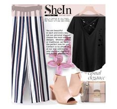"""""""SheIN 8/XI"""" by saaraa-21 ❤ liked on Polyvore featuring WithChic, Sheinside, shop, polyvorefashion and shein"""