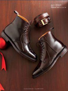sharp men's boots