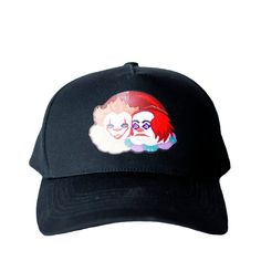 57c70e15d7fb0 It pennywise cap the new clown and the old clown cap hat Caps Hats