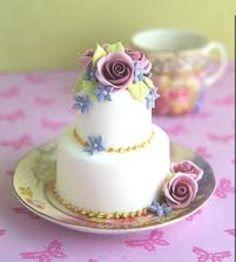 Mini Cakes for Cupcakes
