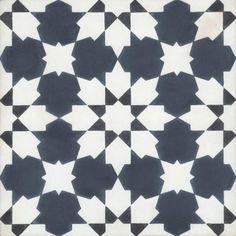 Moroccan Encaustic Cement Pattern 17c