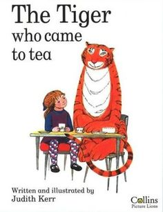 The Tiger Who Came to Tea - Wikipedia, the free encyclopedia