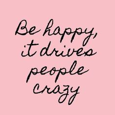"323 Likes, 17 Comments - @pinkpreppymom on Instagram: ""Just be happy and be yourself :) Mean people have their issues.. Let them go..."""