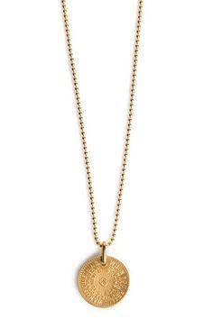 Halskette ALCHEMIST GOLD