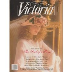 Victoria May 1991..... I have this one in my Victoria Magazine Collection too.