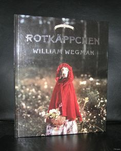 William Wegman # ROTKAPPCHEN # Fay's Fairy Tales# 1994, MINT-