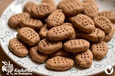 Kuchařka ze Svatojánu: SKOŘICOVÉ SUŠENKY Low Carb, Brownies, Candy, Cookies, Baking, Recipes, Household, Diet, Biscuits