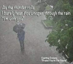 Casting Crowns Praise you in this Storm