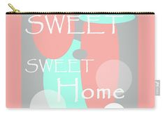 Jenny Rainbow Fine Art Carry-all Pouch featuring the photograph Sweet Sweet Home by Jenny Rainbow Sweet Sweet, Sweet Home, Staying Organized, Poplin Fabric, Fine Art Photography, Pouch, Rainbow, Interior, Unique