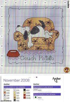 Calendar craft: counted cross stitch kits ~ Craft , handmade blog