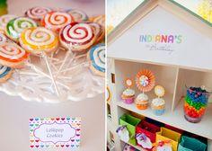 tema de festa infantil aniversario infantil decoracao de aniversario para crianca arco iris bolo para aniversario mesa de doces de aniversario blog vittamina pirulitos