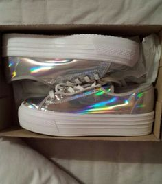 cute shoes holographic: Shop for cute shoes holographic on Wheretoget
