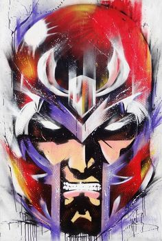 Magneto by Anthony Noble