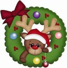 Christmas Drawing, Christmas Paintings, Christmas Rock, All Things Christmas, Christmas Holidays, Christmas Clipart, Christmas Printables, Christmas Animals, Christmas Pictures