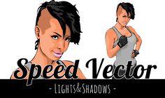 Christy Mack Vector Customization Lights&Shadows  http://youtu.be/xX3qfPrUmnE  http://www.gi-art.it