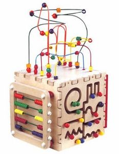 Deluxe Mini Play Cube - Free Shipping