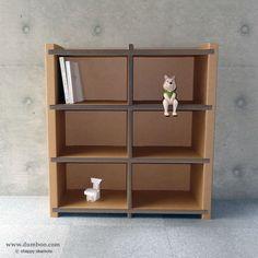 こんなものでも本棚が作れるの!?誰でも簡単にできる本棚の作り方 - Colors(カラーズ)