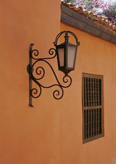 Hacienda Style : IRON LIGHTING Mexican Iron Lighting, Spanish Colonial Iron, Chandeliers, Lanterns