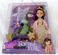 Dana Bratz Formal Funk doll I had this doll when I was a kid.