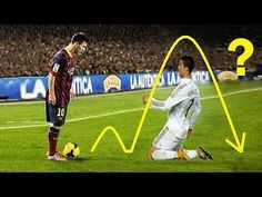 5 Times Lionel Messi Destroyed Cristiano Ronaldo - When Ronaldo Felt Humiliated - Tubesh. Messi Vs Ronaldo Videos, Messi Vs Cristiano Ronaldo, Messi Videos, Messi And Neymar, Messi Soccer, Lionel Messi, Messi Gif, Football Tricks, Football Videos